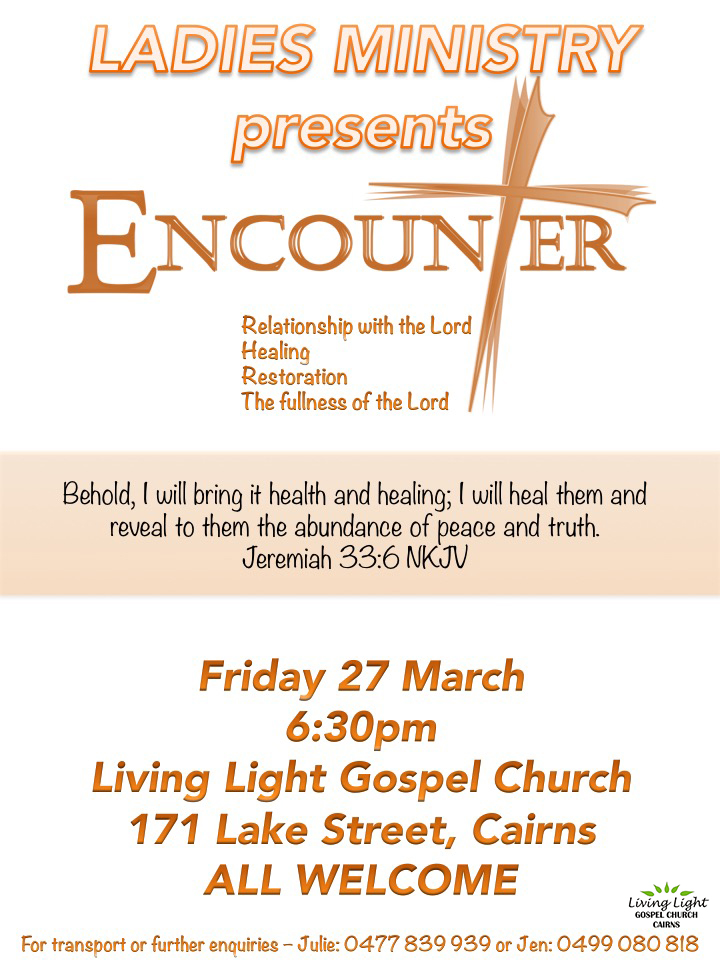 Ladies Night – Encounter