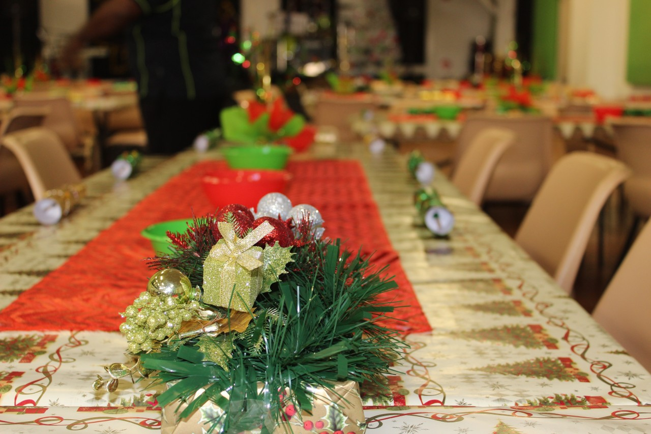 Living Light Christmas Banquet – 19.12.14