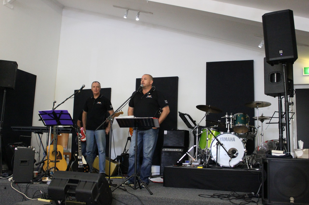 Old Boys Gospel Band
